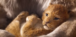 1º teaser trailer do remake de O Rei Leão