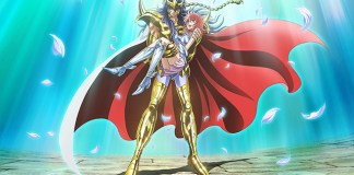 Cavaleiros do Zodíaco: Saintia Shō revela adições ao elenco