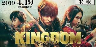 Novo teaser trailer do live-action de Kingdom