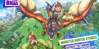 Monster Hunter Stories no Biggs