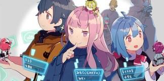 Phantasy Star Online 2 vai ter web anime