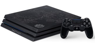 Playstation 4 Pro limitada de Kingdom Hearts III