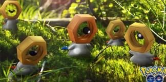 Shiny Melton em Pokémon GO por tempo limitado