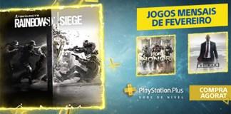 Tom Clancy's Rainbow Six Siege gratuito para novos subscritores do PS Plus