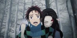 Trailer internacional de Kimetsu no Yaiba
