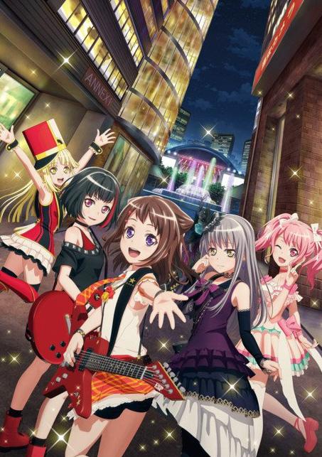 BanG Dream! FILM LIVE em Setembro