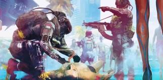 Bastidores de Cyberpunk 2077