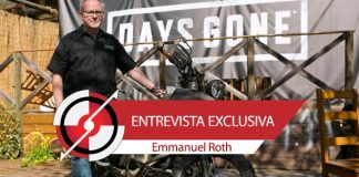 Entrevista Exclusiva a Emmanuel Roth | Senior Animator Staff na Bend Studio (Days Gone)