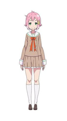 Miyuri Shimabukuro é Mangetsu Kohinata