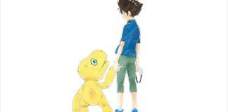 Teaser trailer do filme de Digimon Adventure