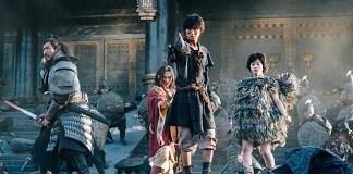 Trailer internacional do live-action de Kingdom