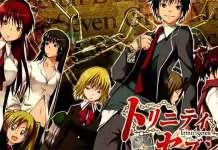 Autores de Trinity Seven e Takunomi com novo Mangá