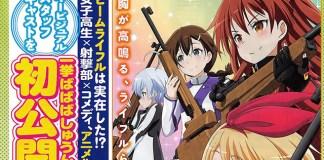 Imagem promocional de Rifle Is Beautiful
