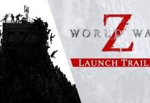 Trailer de lançamento de World War Z