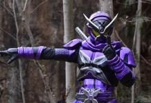 EuRecomendo! - Rider Time – Kamen Rider Shinobi