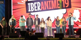Vê aqui o elenco de My Hero Academia em português a falar aos fãs