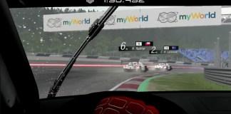 Finalmente chove em Gran Turismo Sport