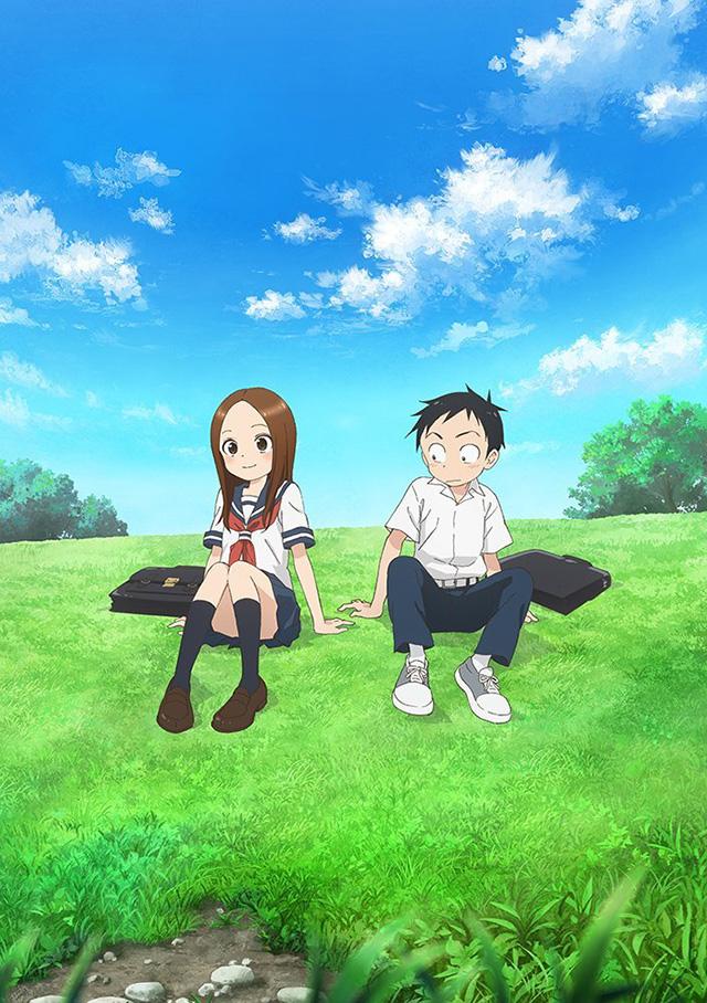 Karakai Jouzu no Takagi-san 2 já tem data de estreia