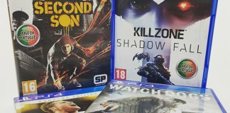 Passatempo: Killzone, inFamous Second Son, Watch Dogs e FIFA 18