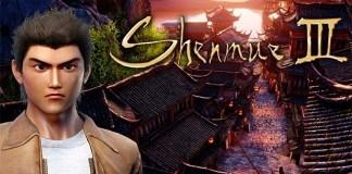 Shenmue III foi adiado para Novembro