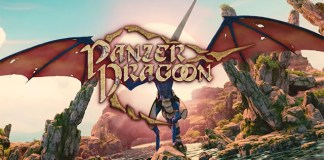Trailer E3 2019 do remake de Panzer Dragoon