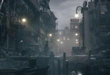 Trailer de apresentação de The Sinking City