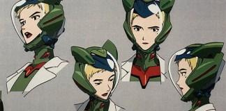 Design de personagens de Evangelion 3.0 + 1.0