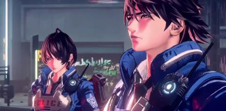 Gameplay de Astral Chain
