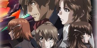 Imagem promocional dos episódios 3, 4, e 5 de Fafner: The Beyond