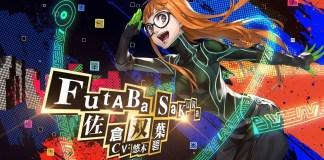 Persona 5 Royal mostra Futaba Sakura