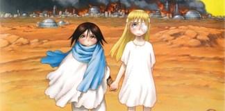 Battle Angel Alita: Mars Chronicle faz entrar em hiato