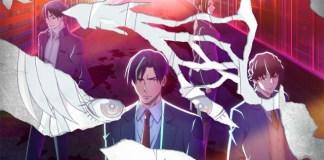 Trailer da série anime Babylon