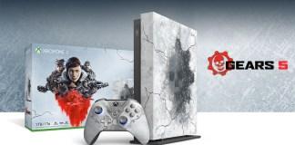 Xbox One X de Gears 5