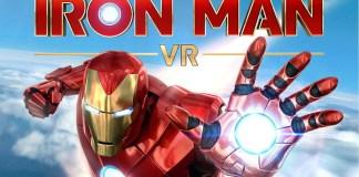 Marvel's Iron Man VR em primeira mão na Comic Con Portugal 2019