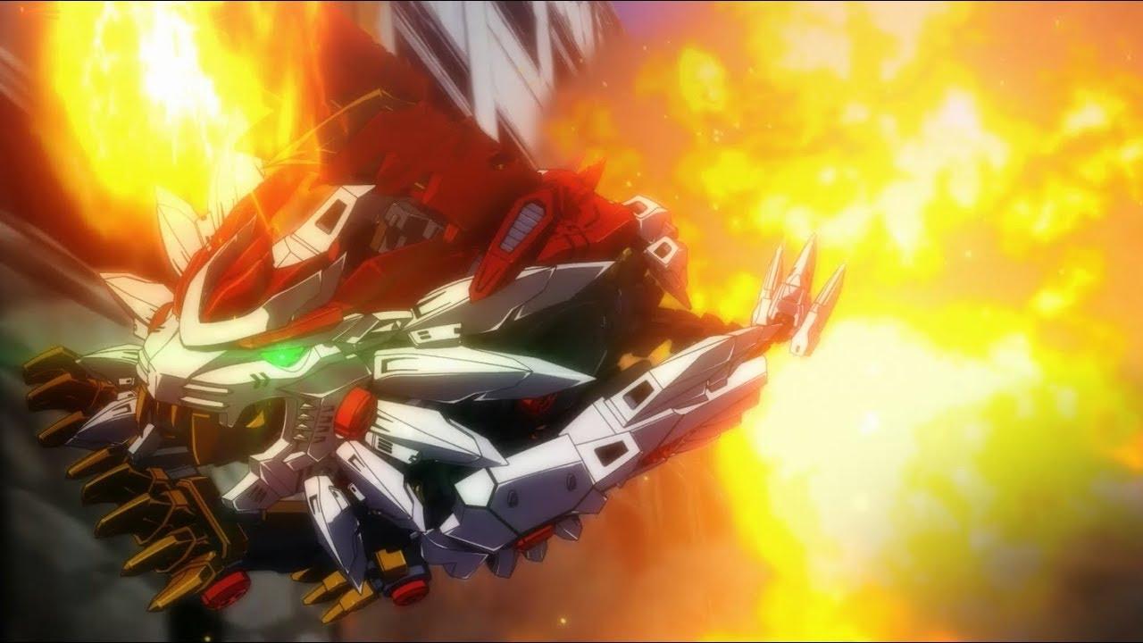 Novo trailer de Zoids Wild ZERO | OtakuPT