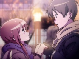 """3ª curta anime """"Road to You"""""""