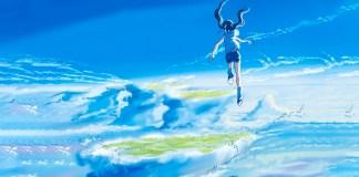 Imagem promocional de Tenki no Ko / Weathering With You