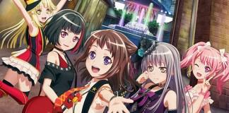 BanG Dream! FILM LIVE já ganhou mais de 200 milhões de ienes