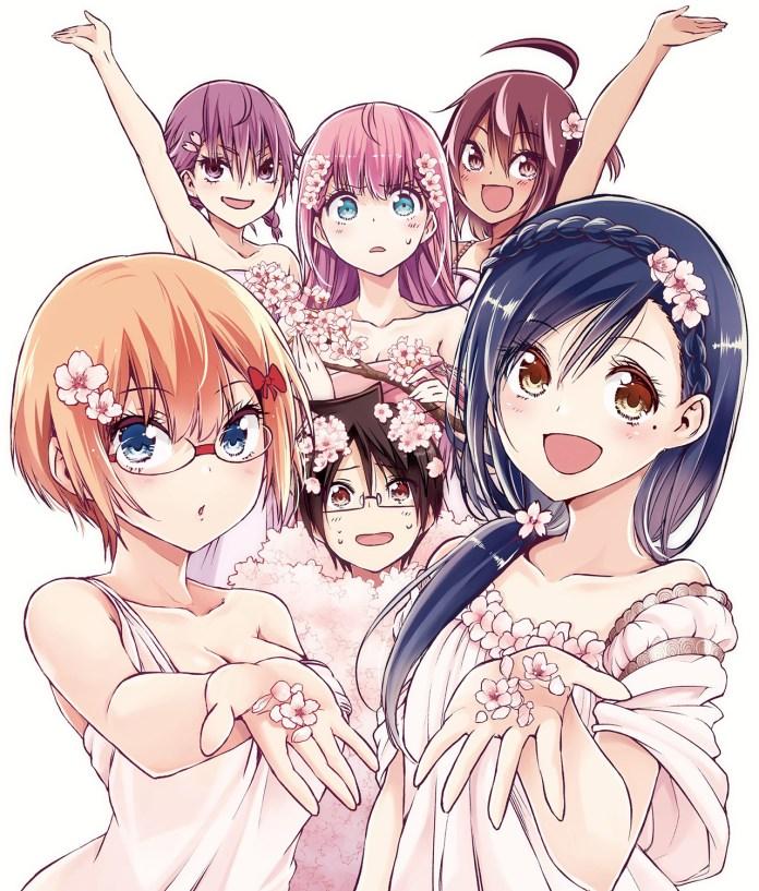 Imagem promocional do 2º OVA de We Never Learn