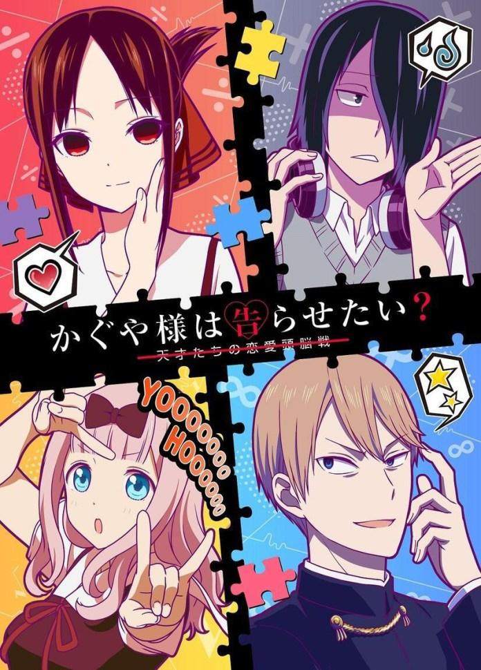 Primeira imagem promocional de Kaguya-sama: Love Is War 2