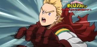 Vídeo promocional de My Hero Academia 4