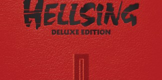 Anunciada edição de luxo de Hellsing
