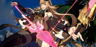 Granblue Fantasy: Versus mostra Metera