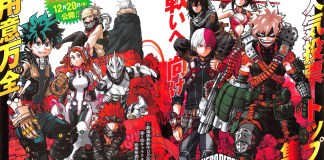 Os 10 personagens mais populares de My Hero Academia
