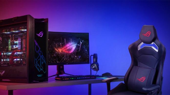 ASUS anuncia ROG Chariot Core (Cadeira de Gaming)
