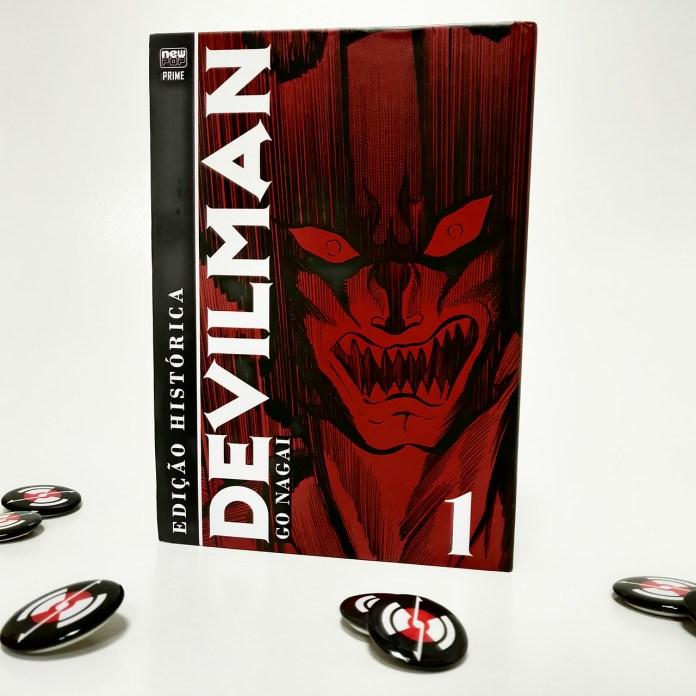 Devilman pela Panini