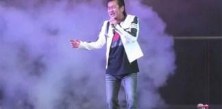 Vídeo da queda grave do cantor Hiroki Takahashi (Dragon Ball)