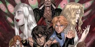 Castlevania temporada 3 a 5 de Março