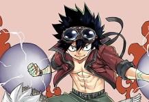"""Hiro Mashima muda o título do seu mangá de """"HERO'S"""" para """"Mashima HERO'S"""""""