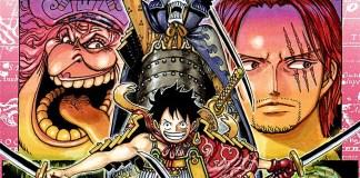 Mangá One Piece vai parar uma semana